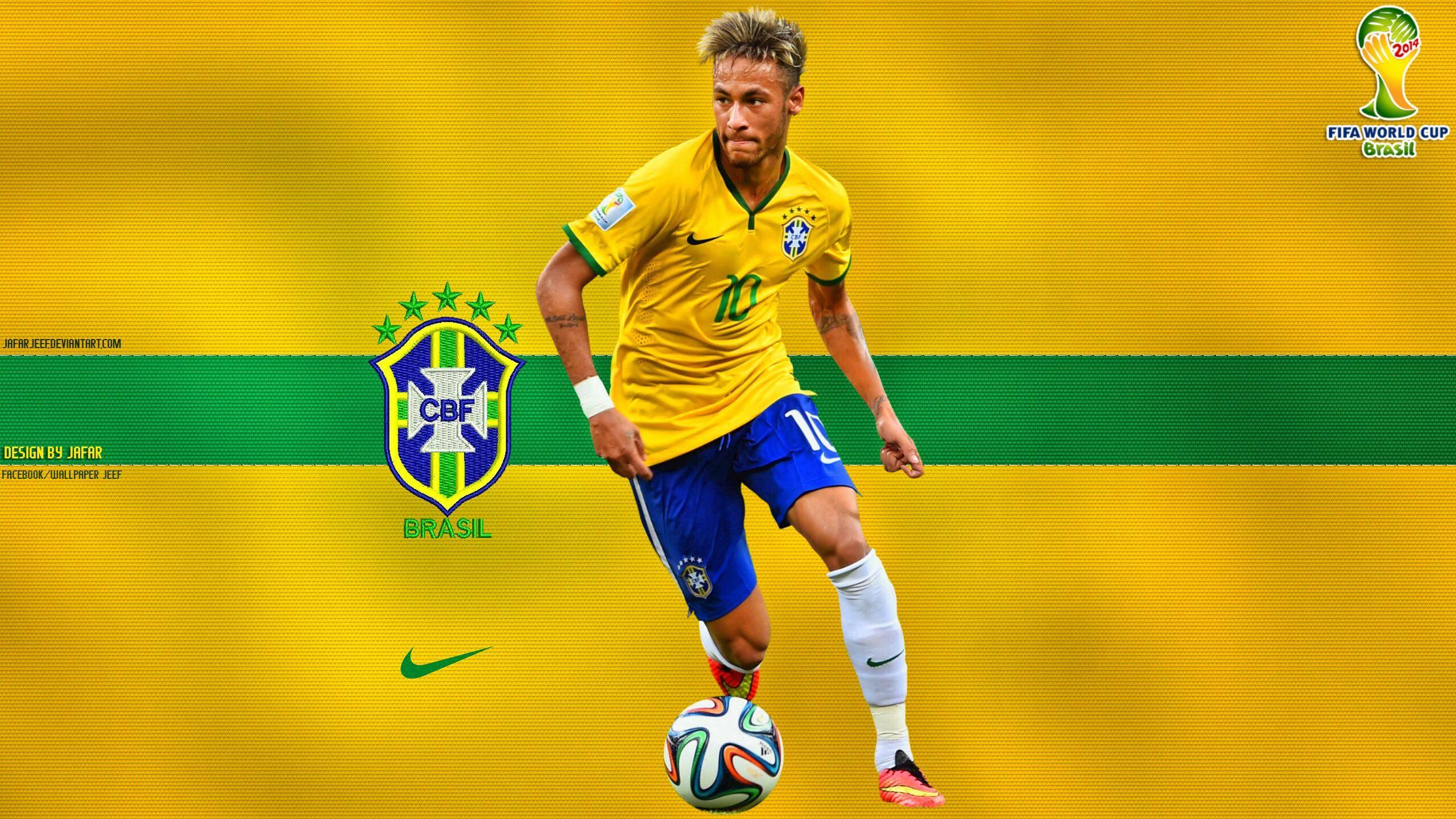 Fifa Brazil Neymar D Wallpapers Wallpaper Cave