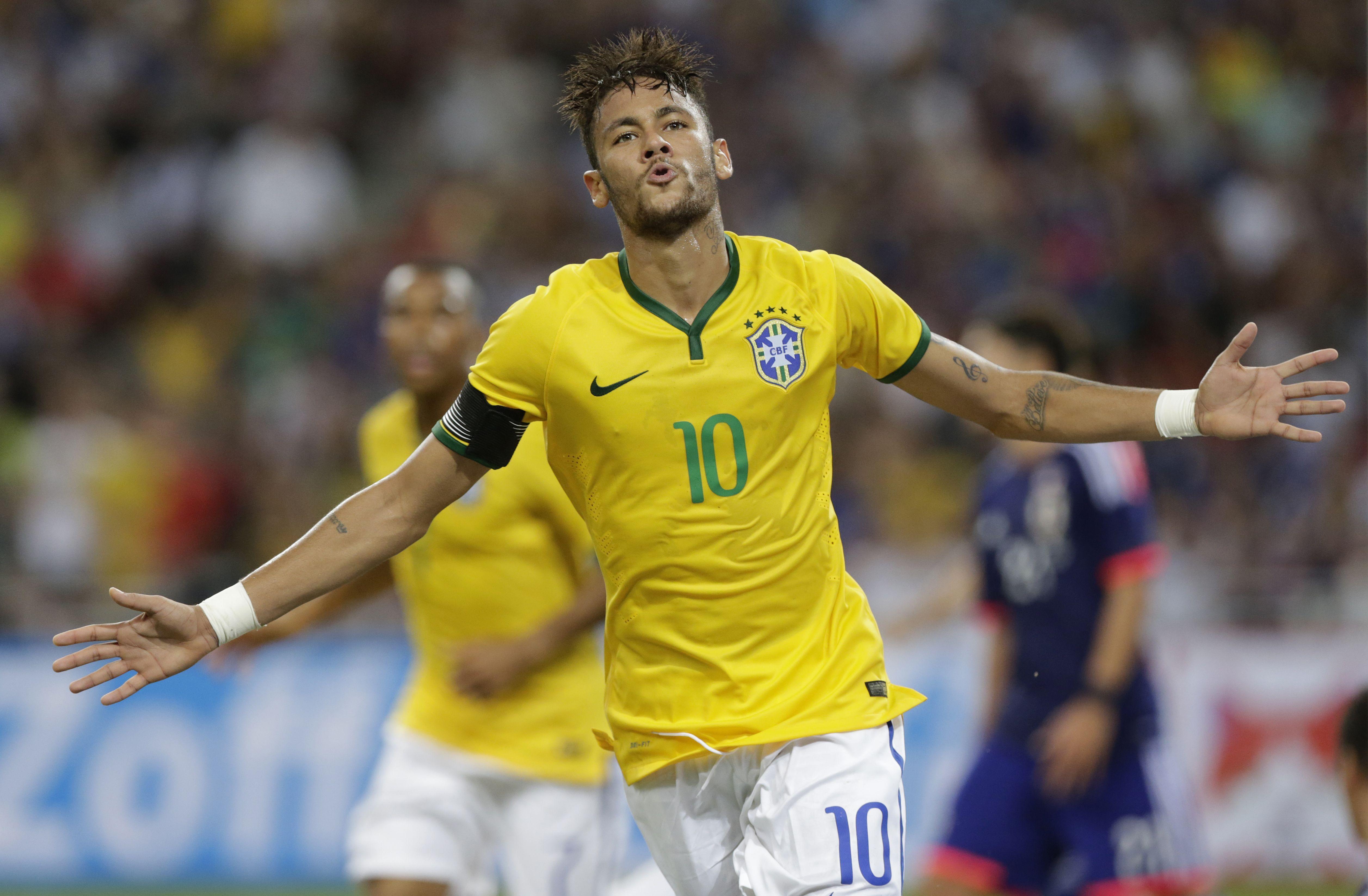 2016 fifa brazil neymar 3d wallpapers wallpaper cave - Neymar brazil hd ...