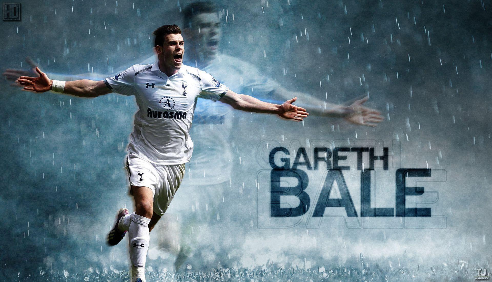 Gareth Bale - Highly Paid Footballer