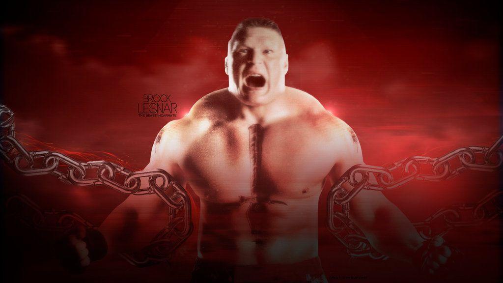 WWE Superstar Brock Lesnar Wallpaper HD Images