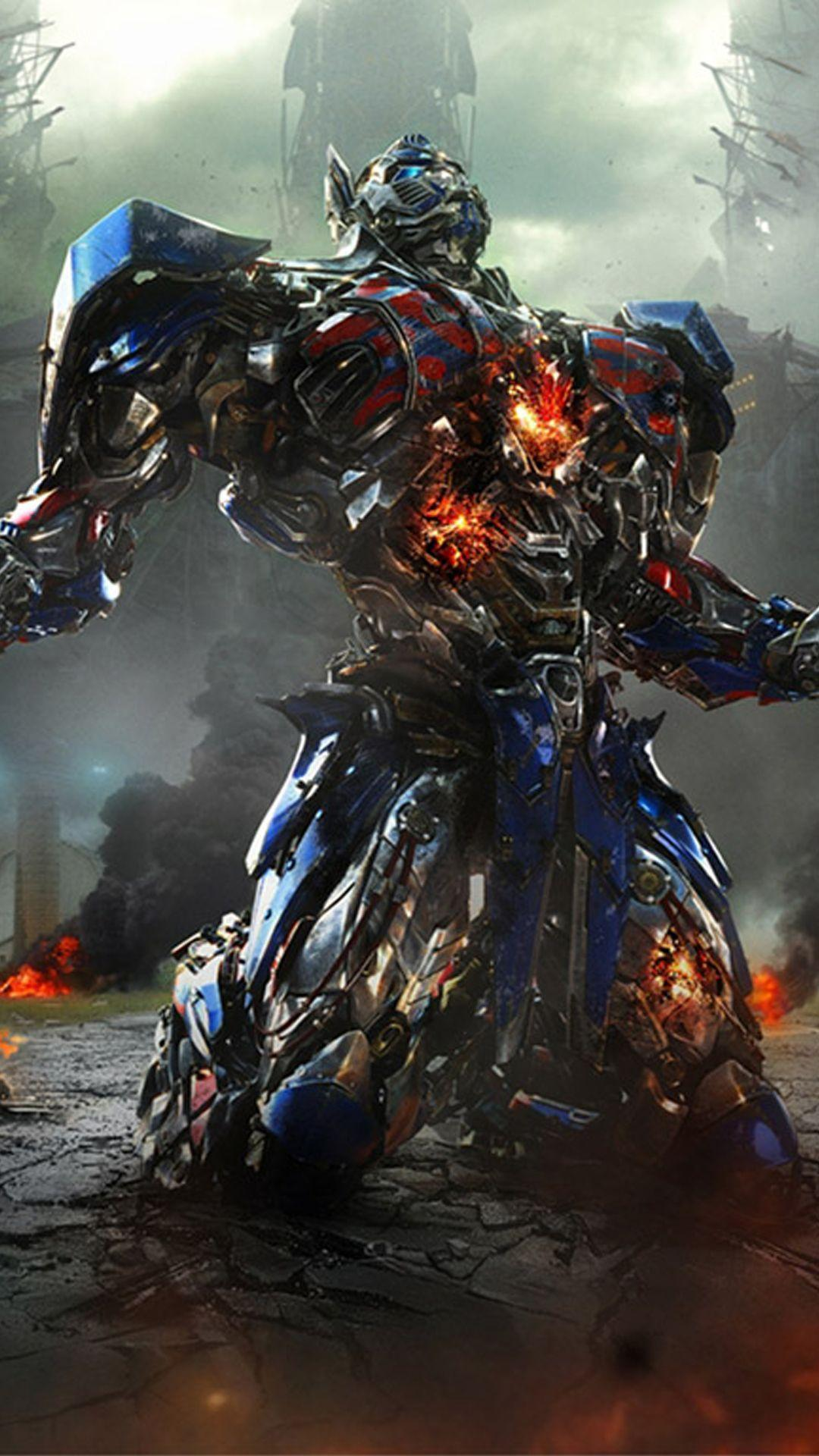 Optimus Prime 2016 Wallpapers