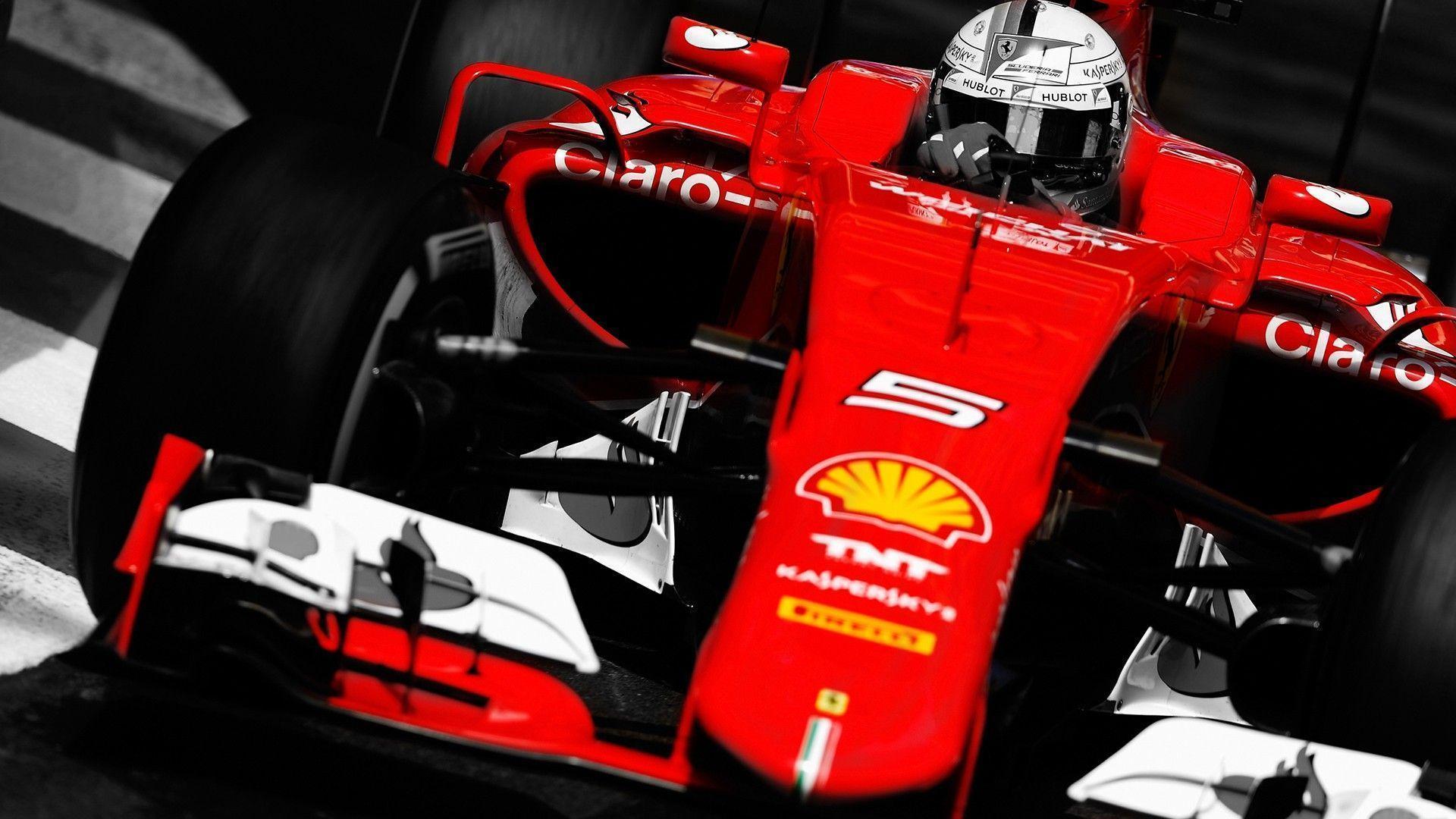Ferrari f1 98