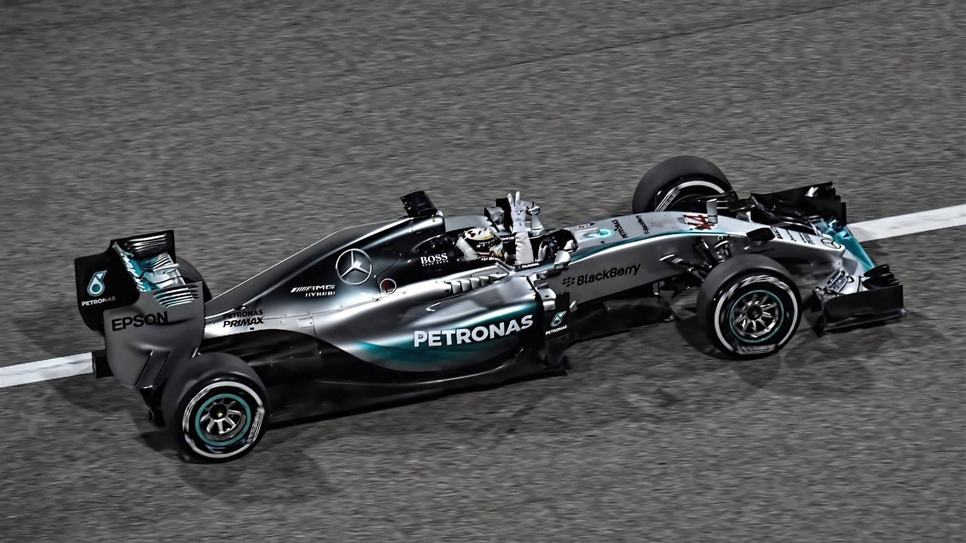 Mercedes F1 Wallpapers: 1920x1080 Wallpapers HD F1 2016