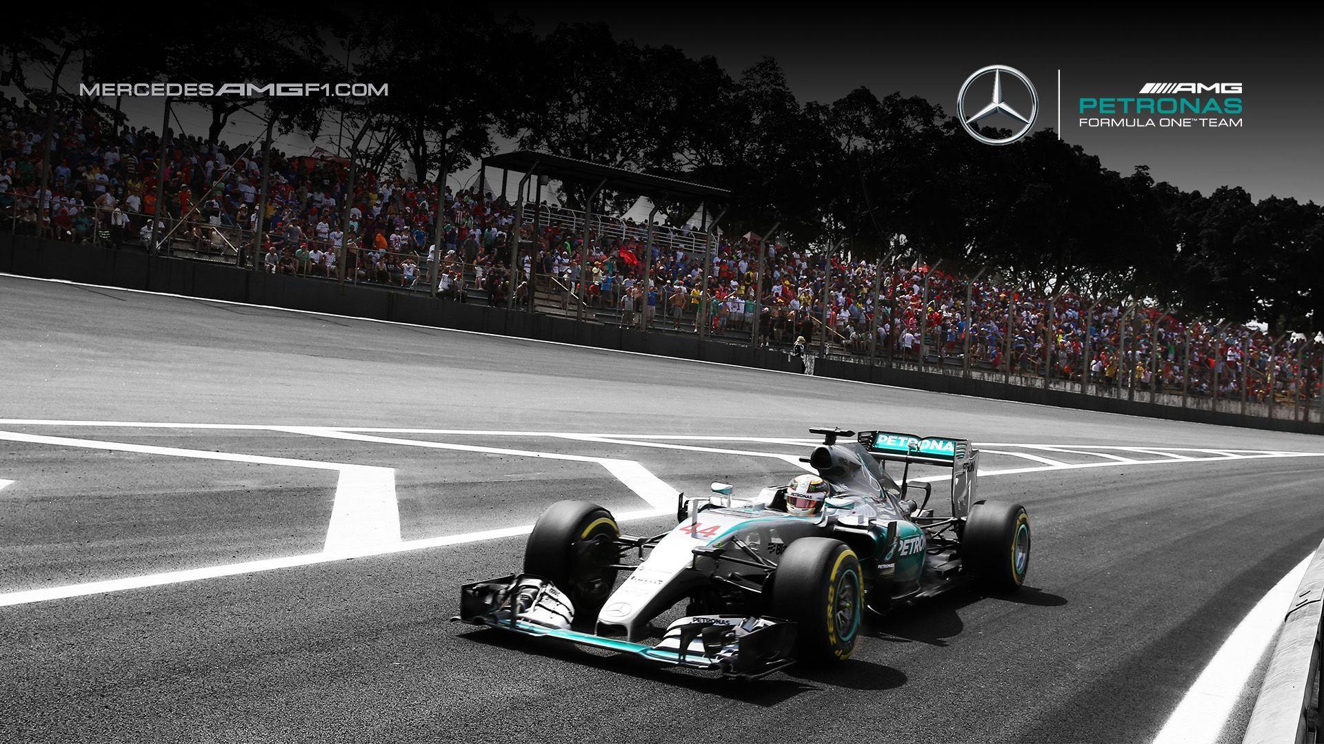 Mercedes f1 w08 wallpaper 10