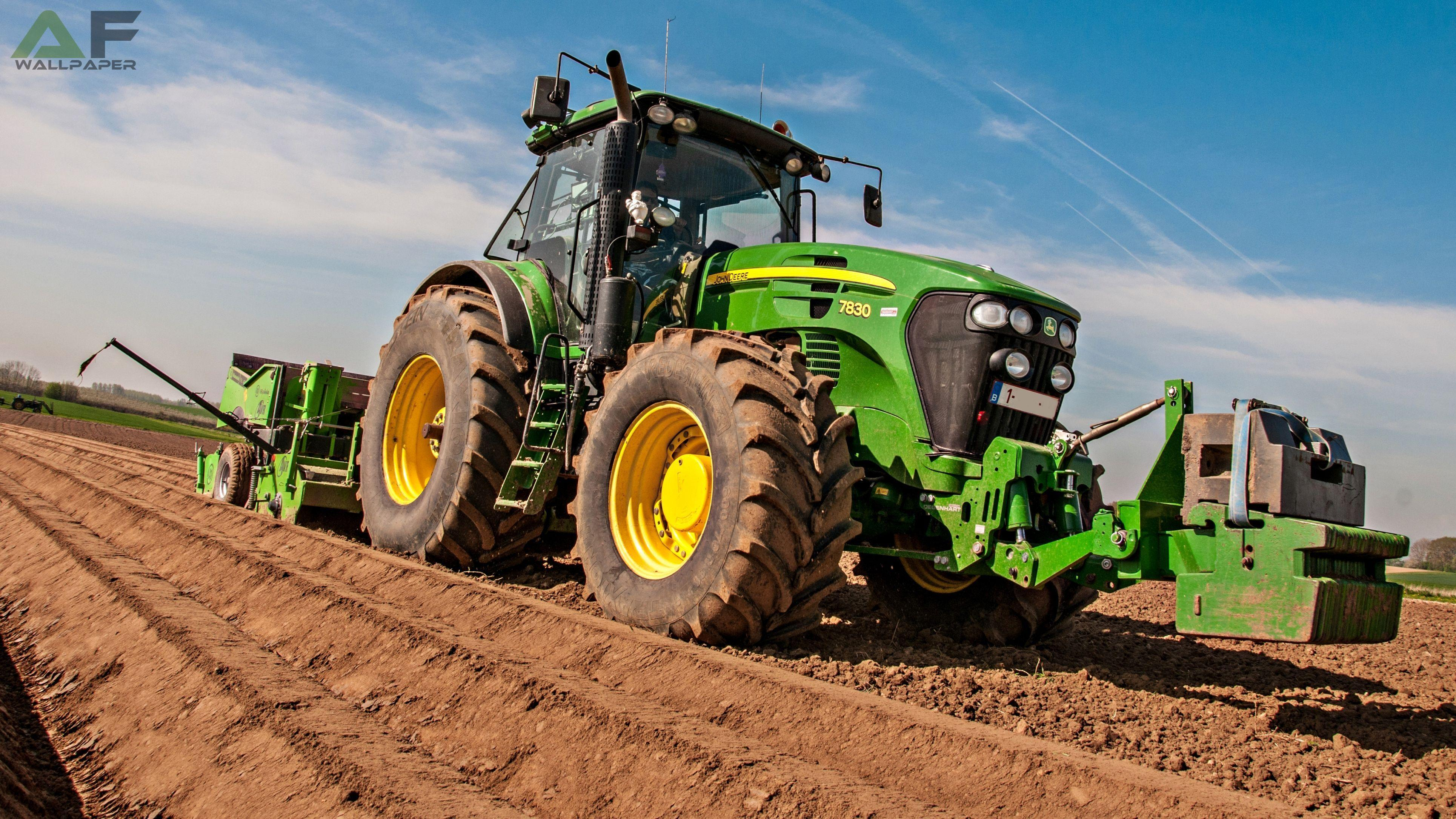 John Deere Wallpaper HD | Wallpapers, Backgrounds, Images, Art Photos.