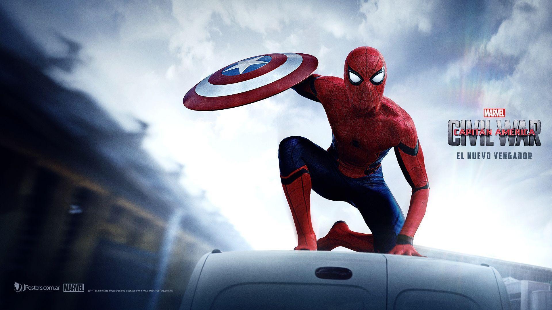 Spiderman 2016 Wallpapers Wallpaper Cave