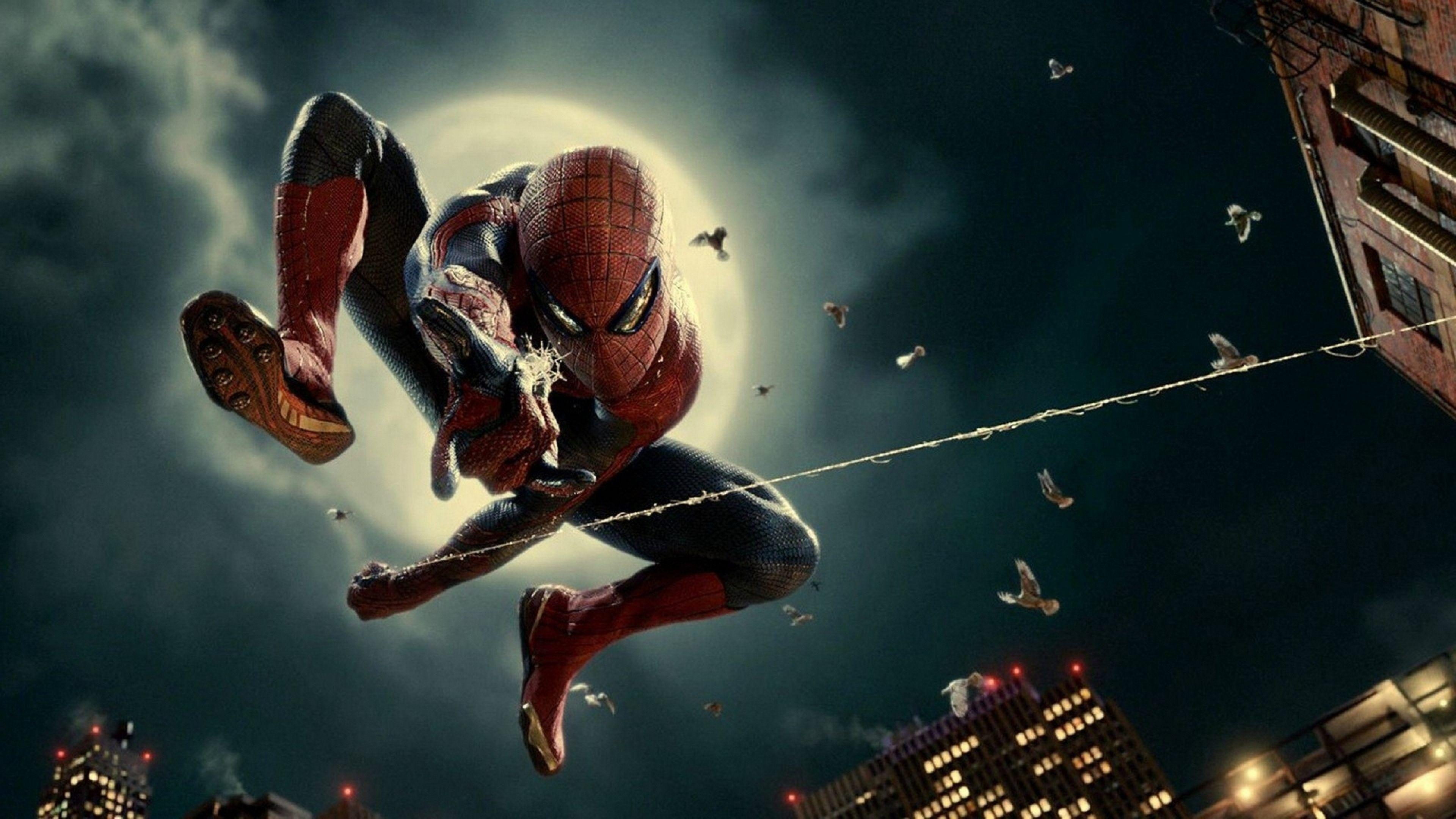 Spiderman Wallpapers HD Download For Desktop and Mobile