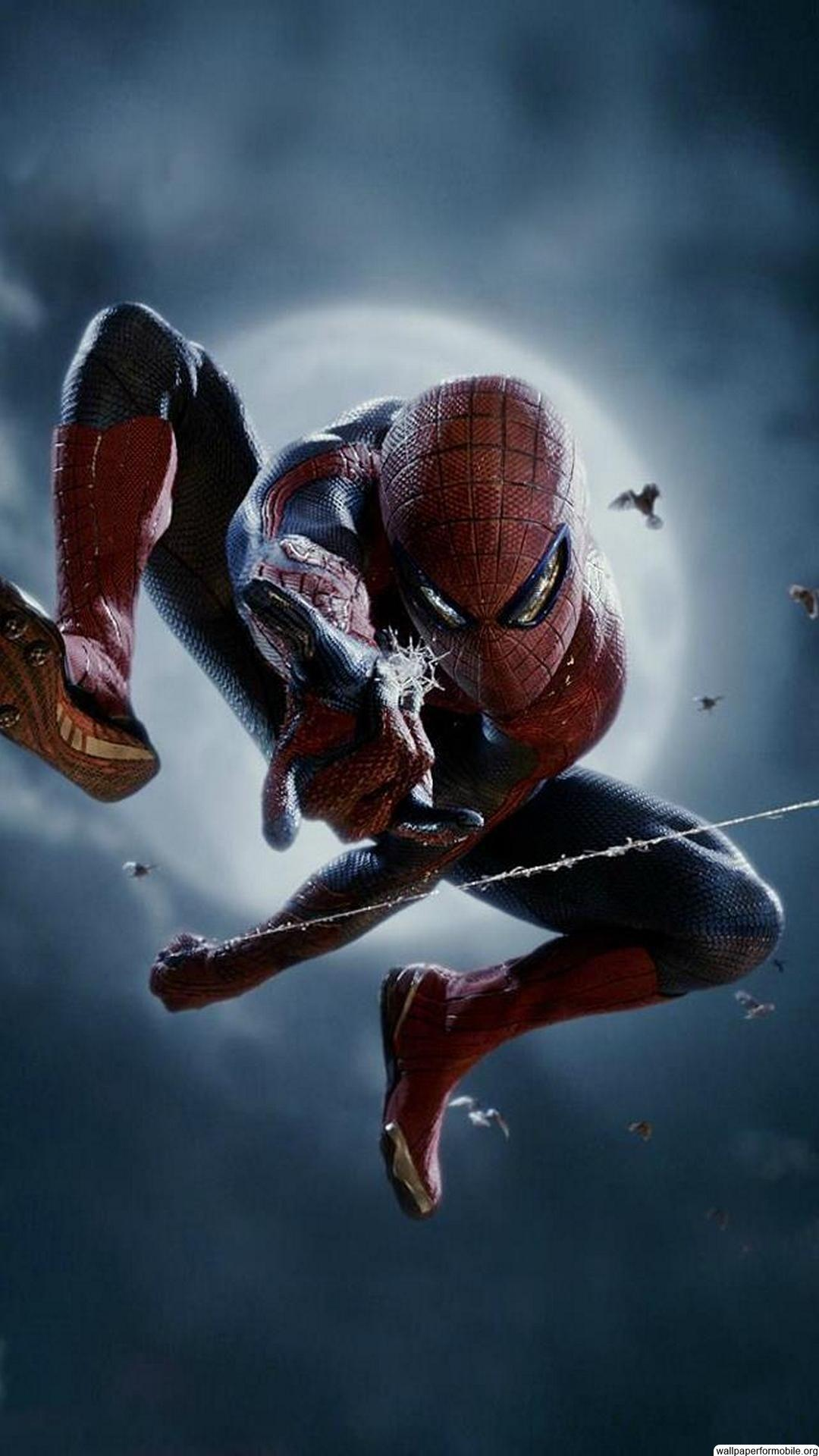 The Amazing Spider Man Wallpapers For Iphone