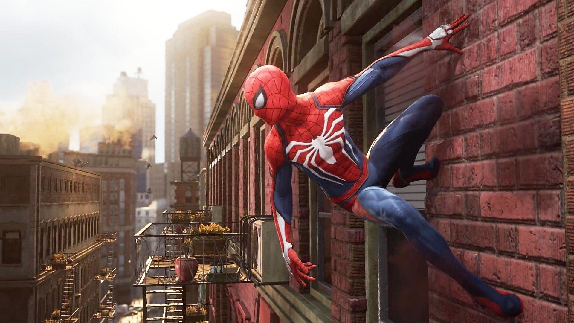 Spiderman 2016 Wallpapers - Wallpaper Cave