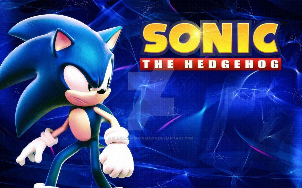 wallpaper sonic blue - photo #23