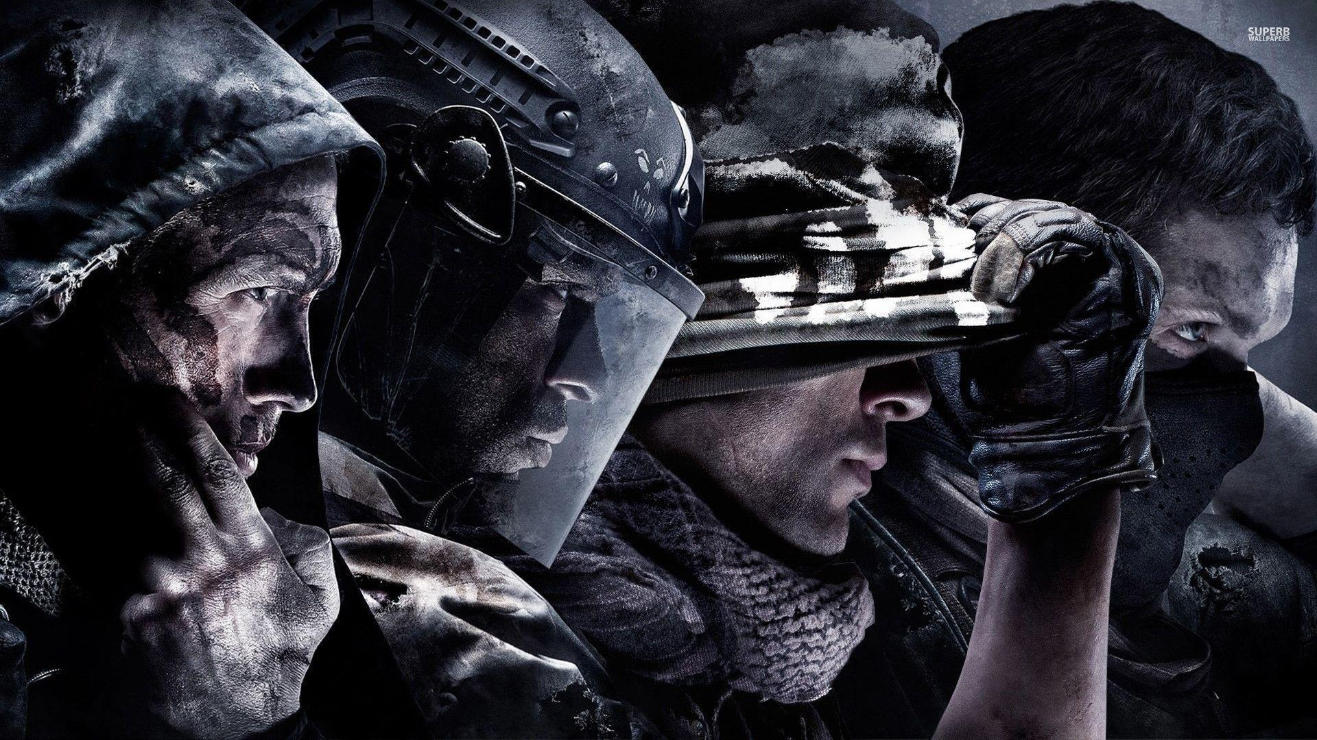 Call Of Duty Game Wallpapers Wallpapers