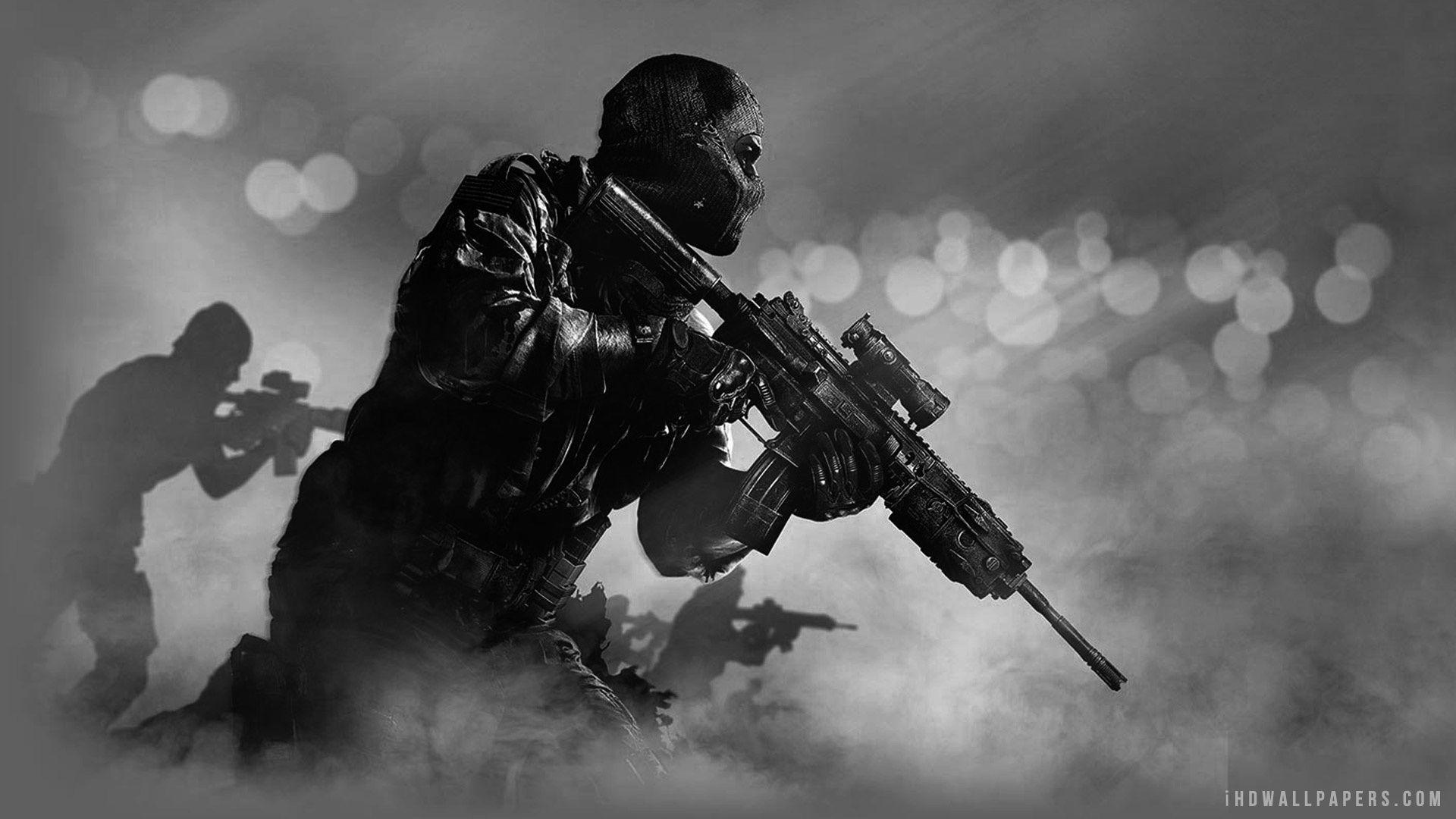 Call of Duty Ghosts Hardened Edition Game HD Wallpapers