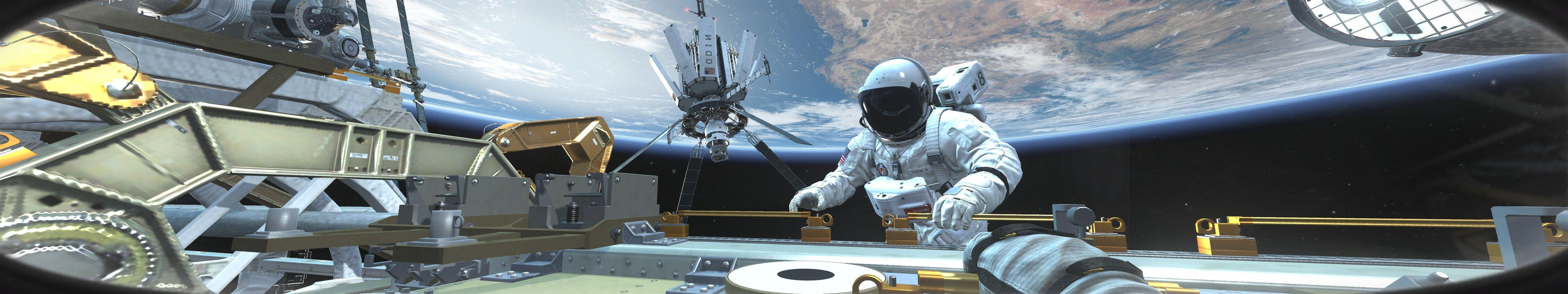Call Of Duty: Ghosts, Space, Science Fiction Wallpapers HD