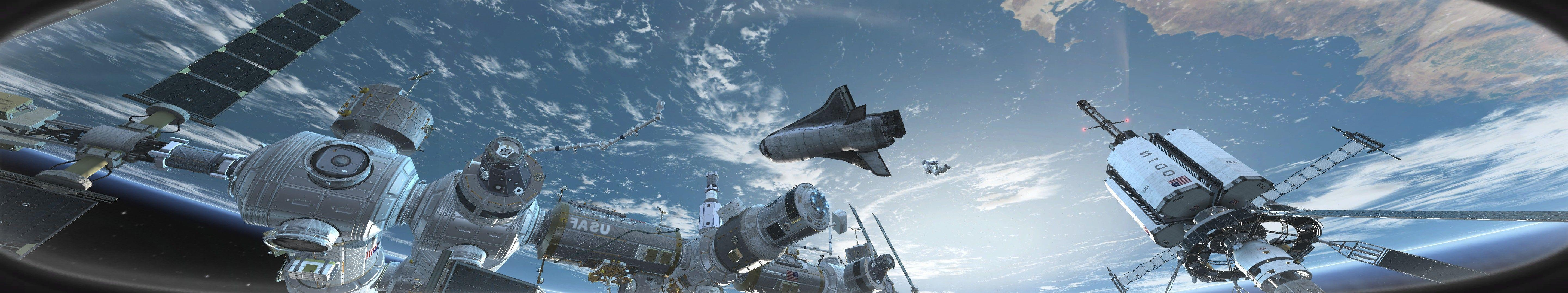 Call Of Duty: Ghosts, Space, Video Games Wallpapers HD / Desktop