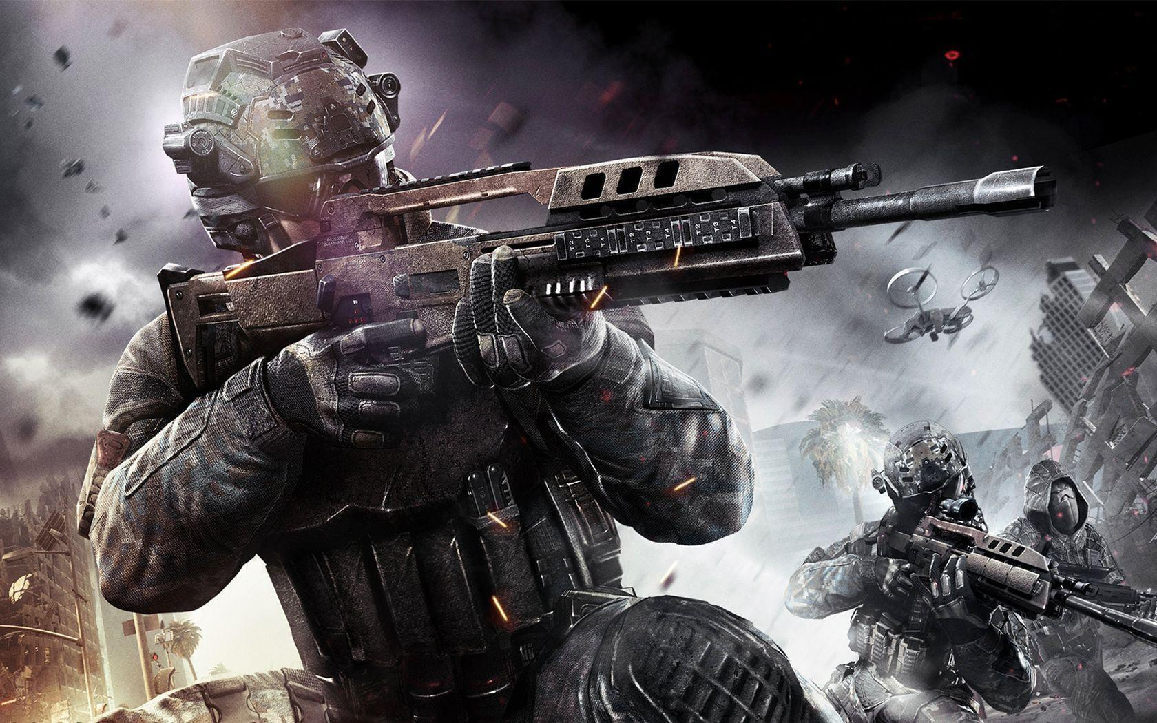 call of duty ghosts wallpapers 2560x1440 » Game Wallpapers Collections