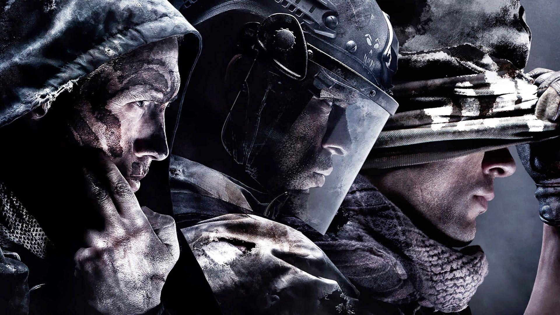 Call of Duty Ghosts Soldiers