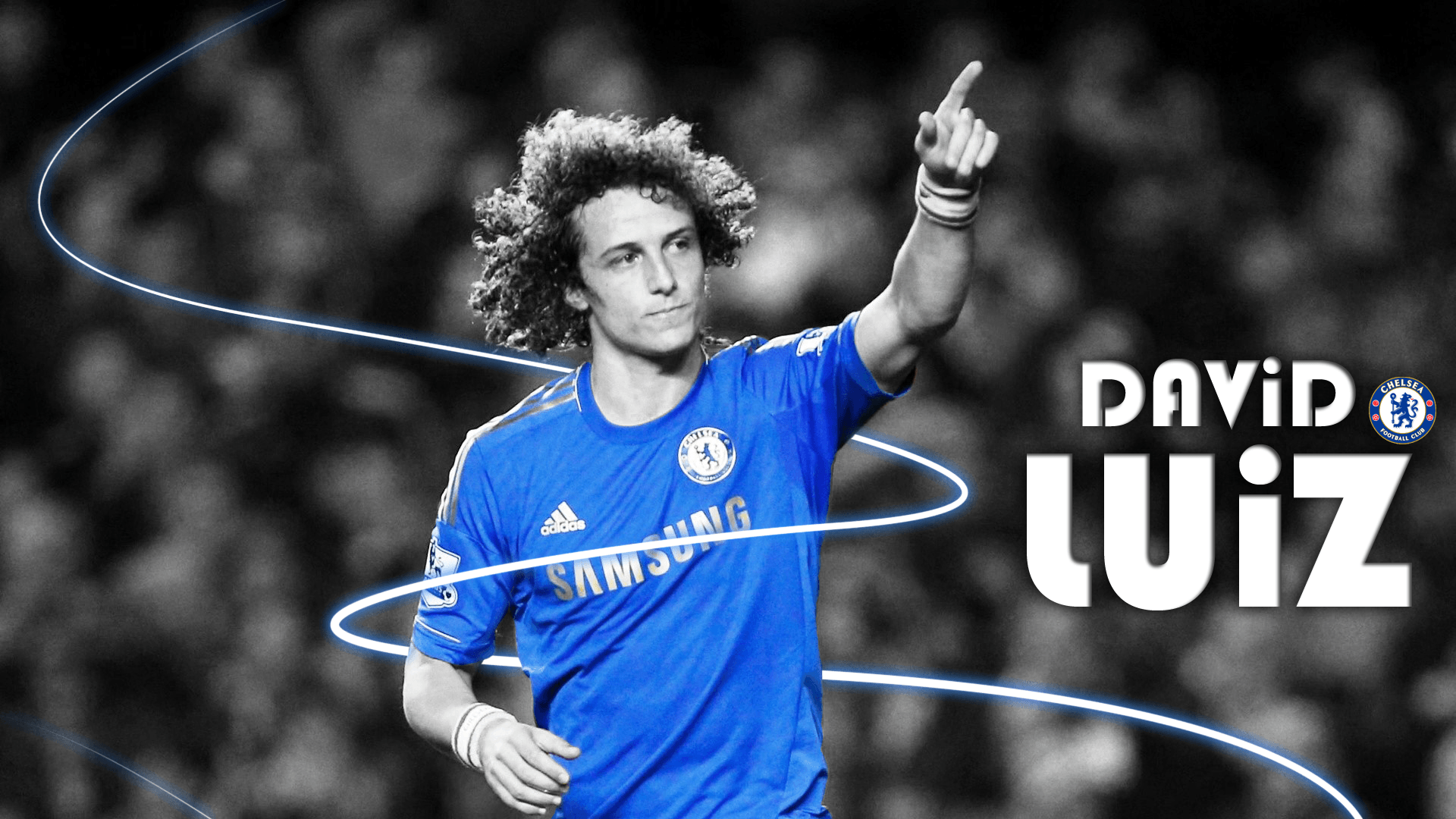 David Luiz Wallpapers 2016