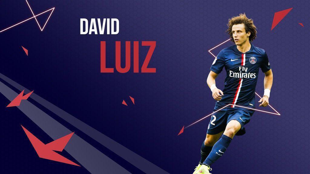 David Luiz Wallpapers 2016