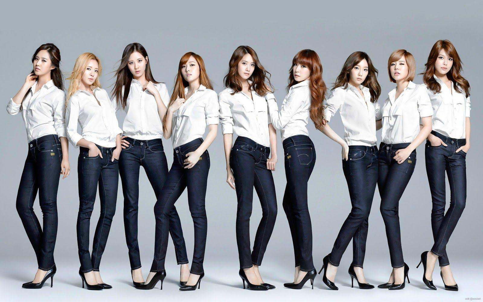 Girls Generation SNSD Wallpapers