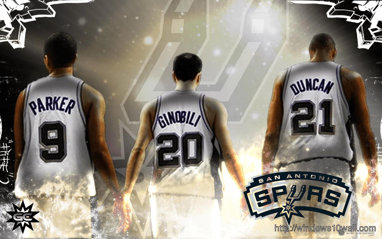 San Antonio Spurs 2016 Wallpaper