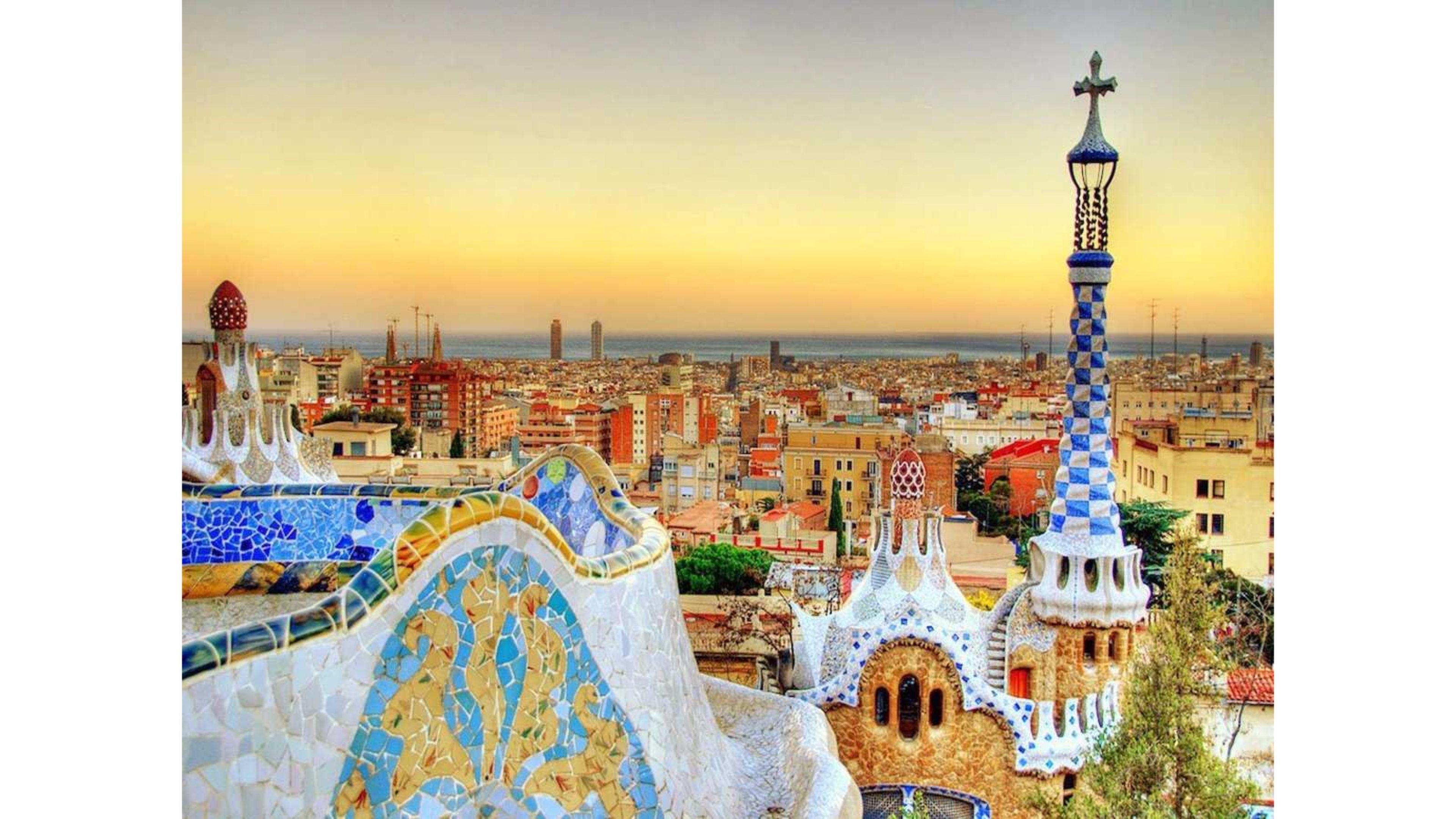 historical barcelona spain 4k - photo #6