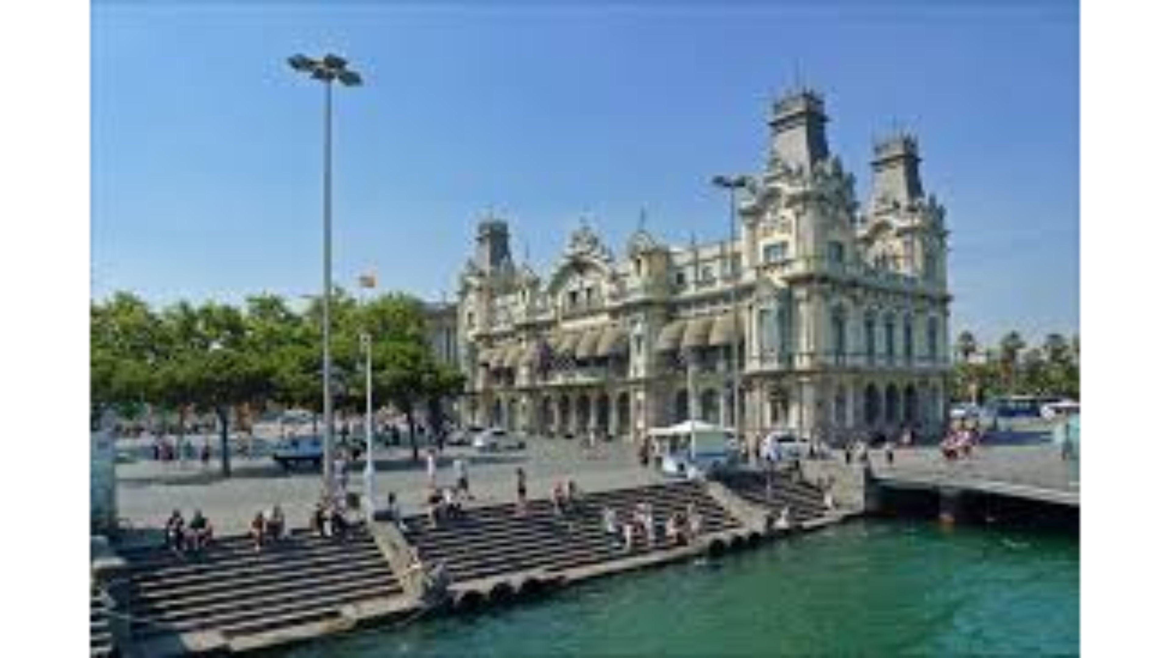 historical barcelona spain 4k - photo #5