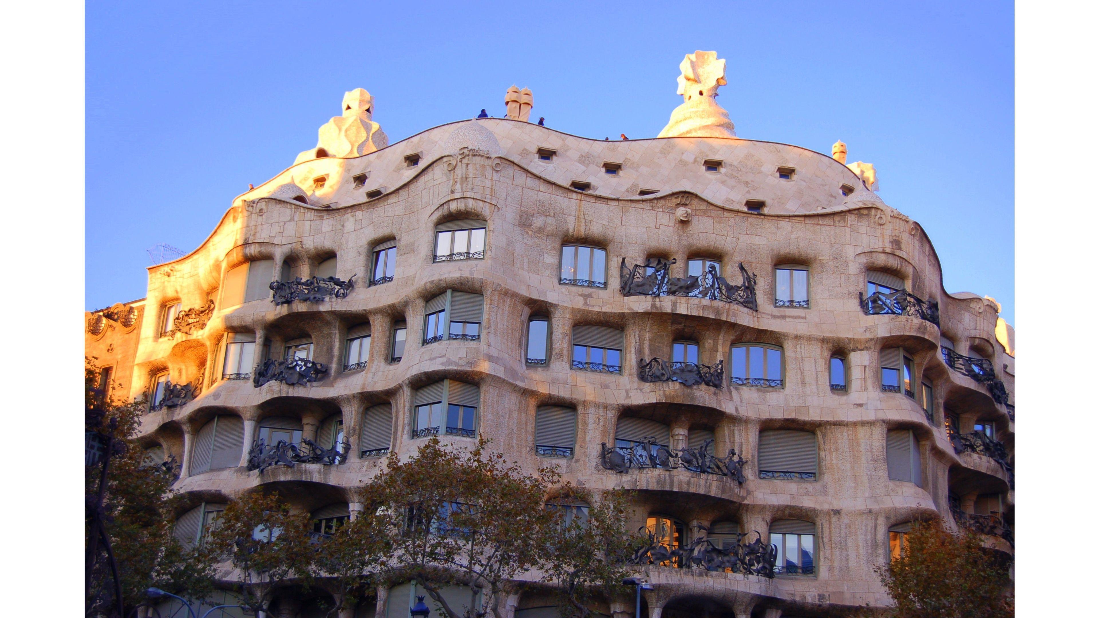 historical barcelona spain 4k - photo #10