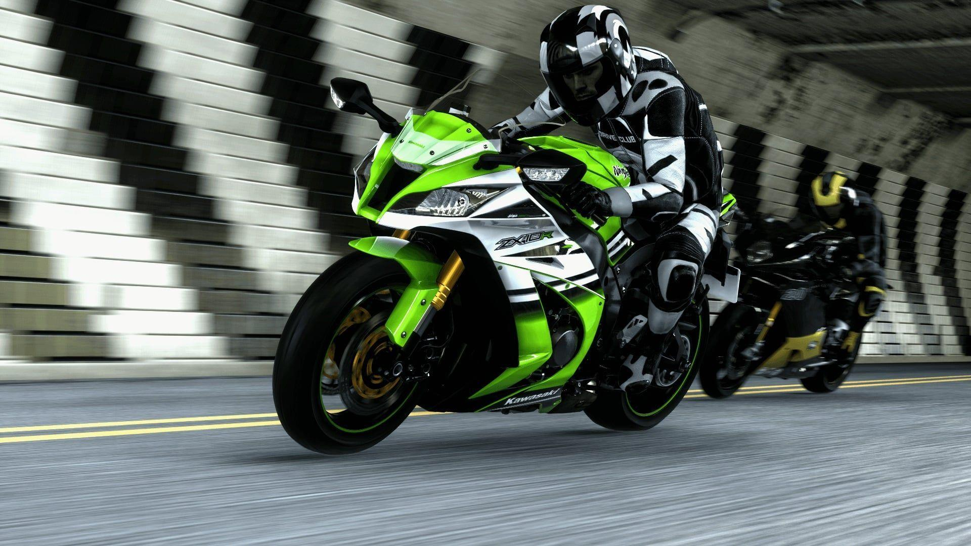2016 Kawasaki Ninja 250R Wallpapers