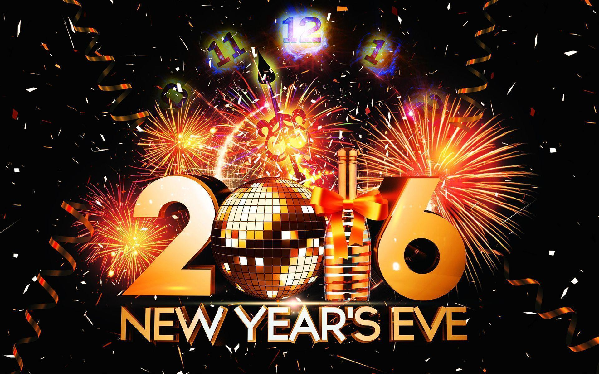 New Years Eve 2016 Wallpapers Free