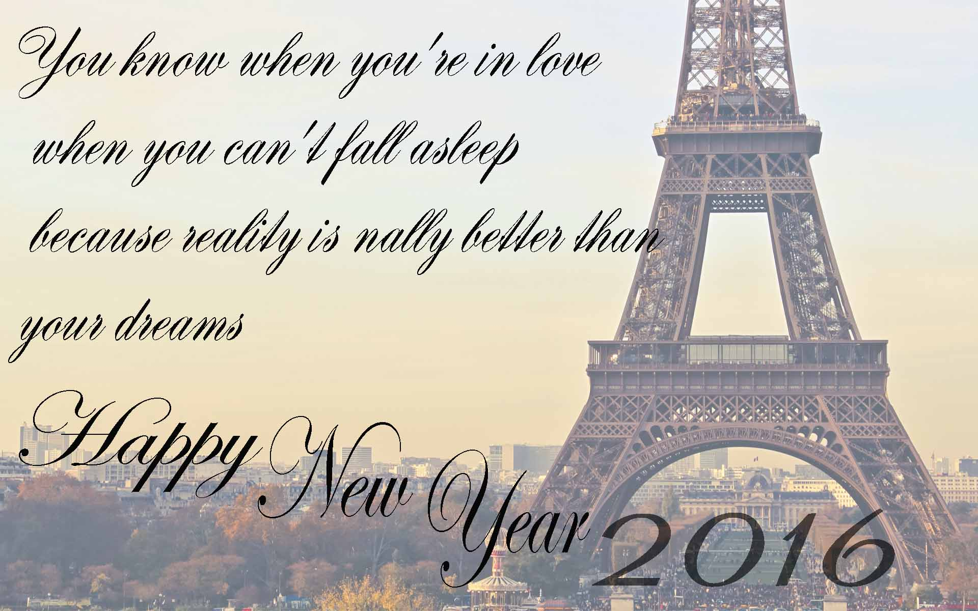 Happy New Year Love Wallpapers 2016 - Wallpaper cave