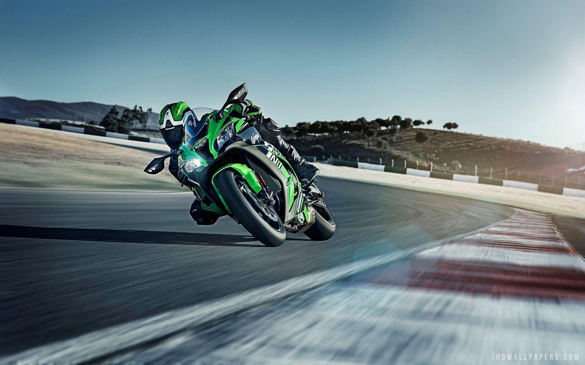 2016 Kawasaki Ninja ZX 10R ABS KRT Edition HD Wallpaper