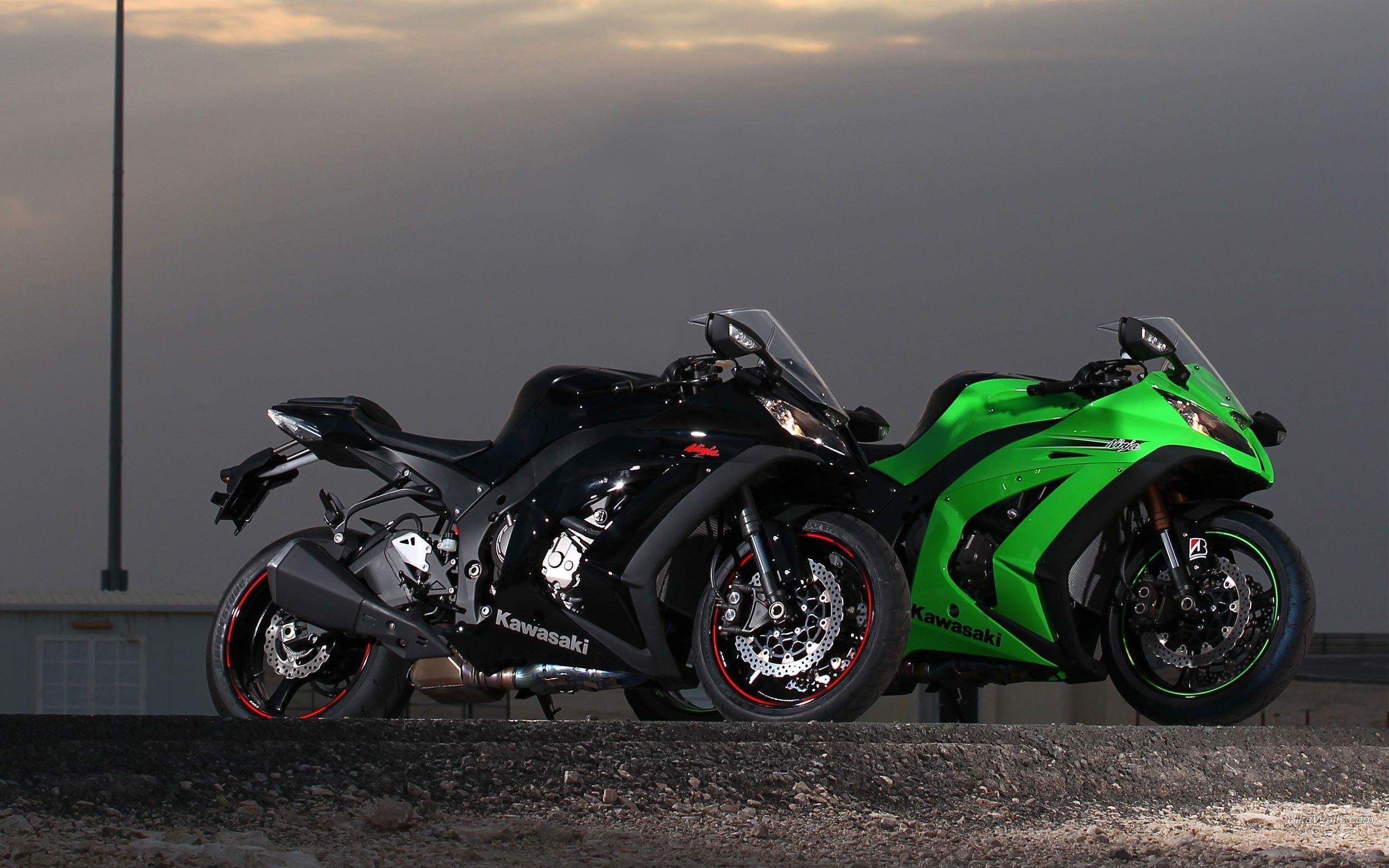 Kawasaki Ninja Zx10r HD Wallpapers