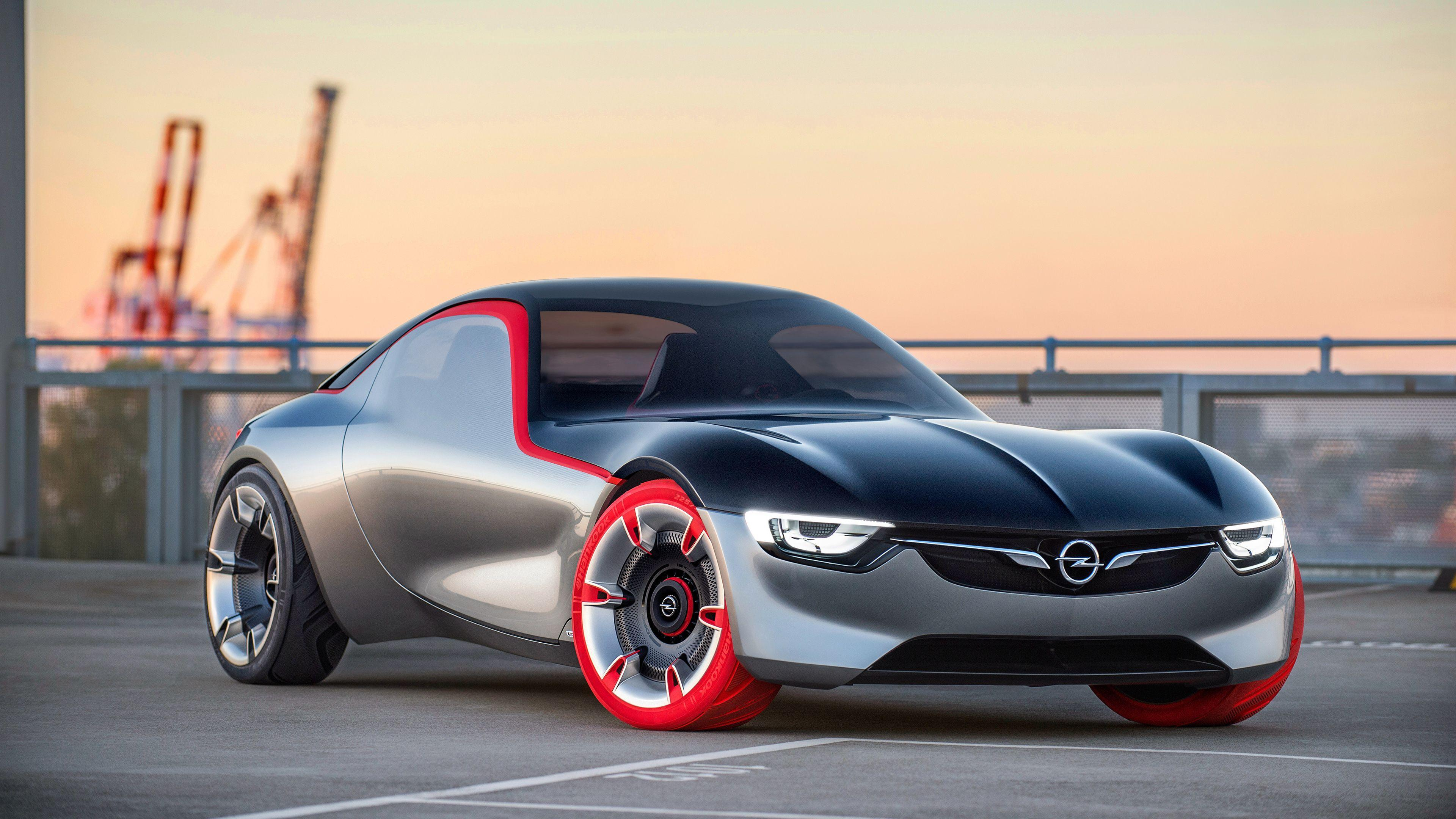 2016 Opel GT ConceptRelated Car Wallpapers wallpaper,concept HD