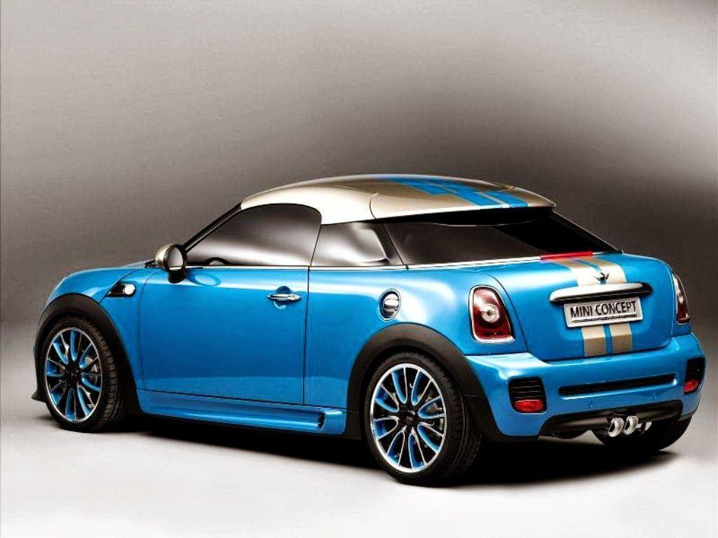 Picture 2016, Blue Mini Cooper Cool Car Wallpapers