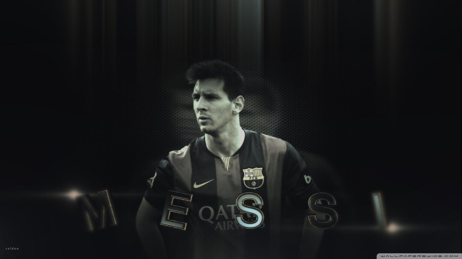 Balón De Fútbol 1920x1080 Hd: Lionel Messi 2016 Wallpapers HD 1080p