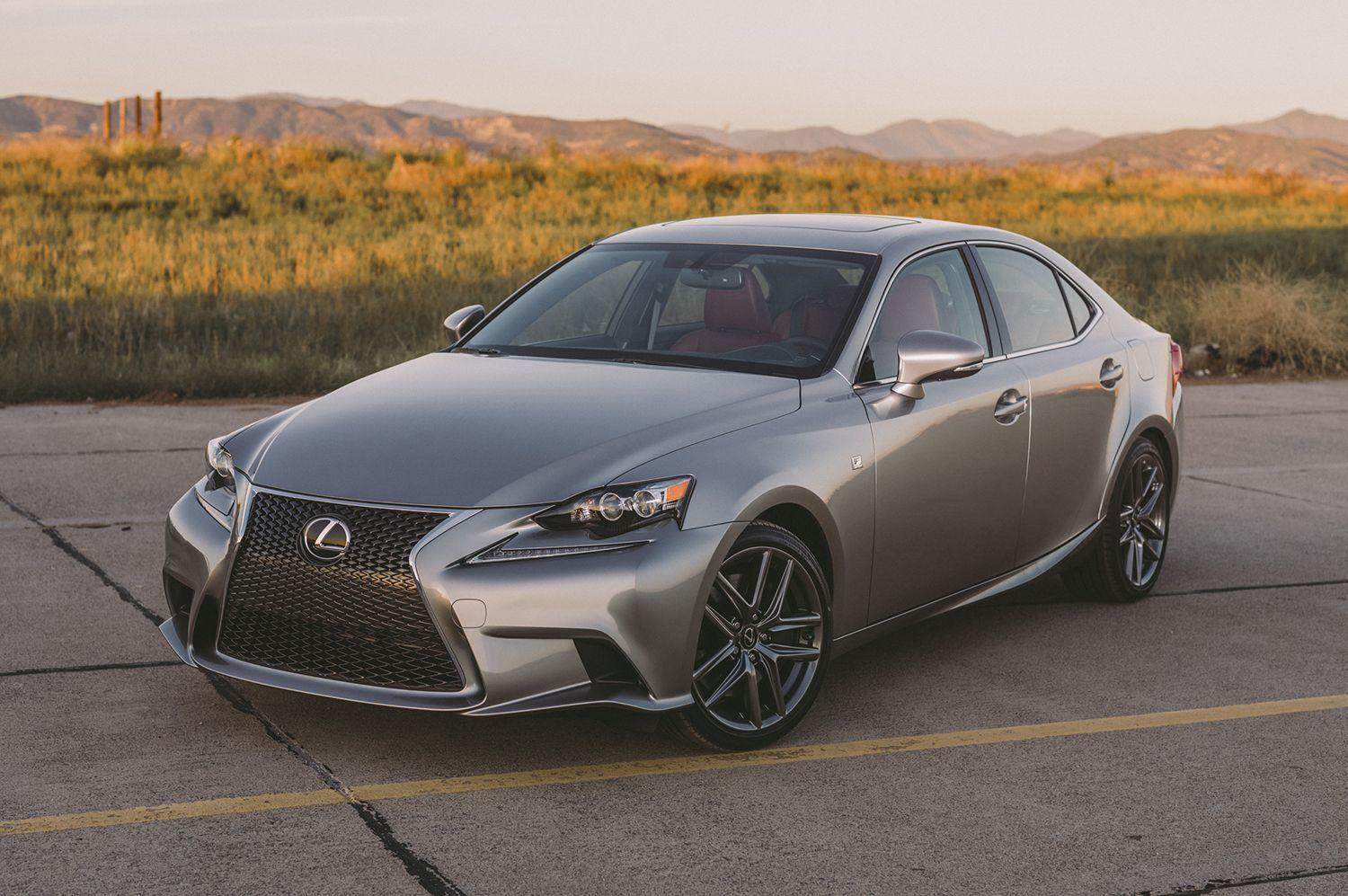 2016 Lexus IS F Sport Cool Cars ~ 2016 Cars Wallpapers