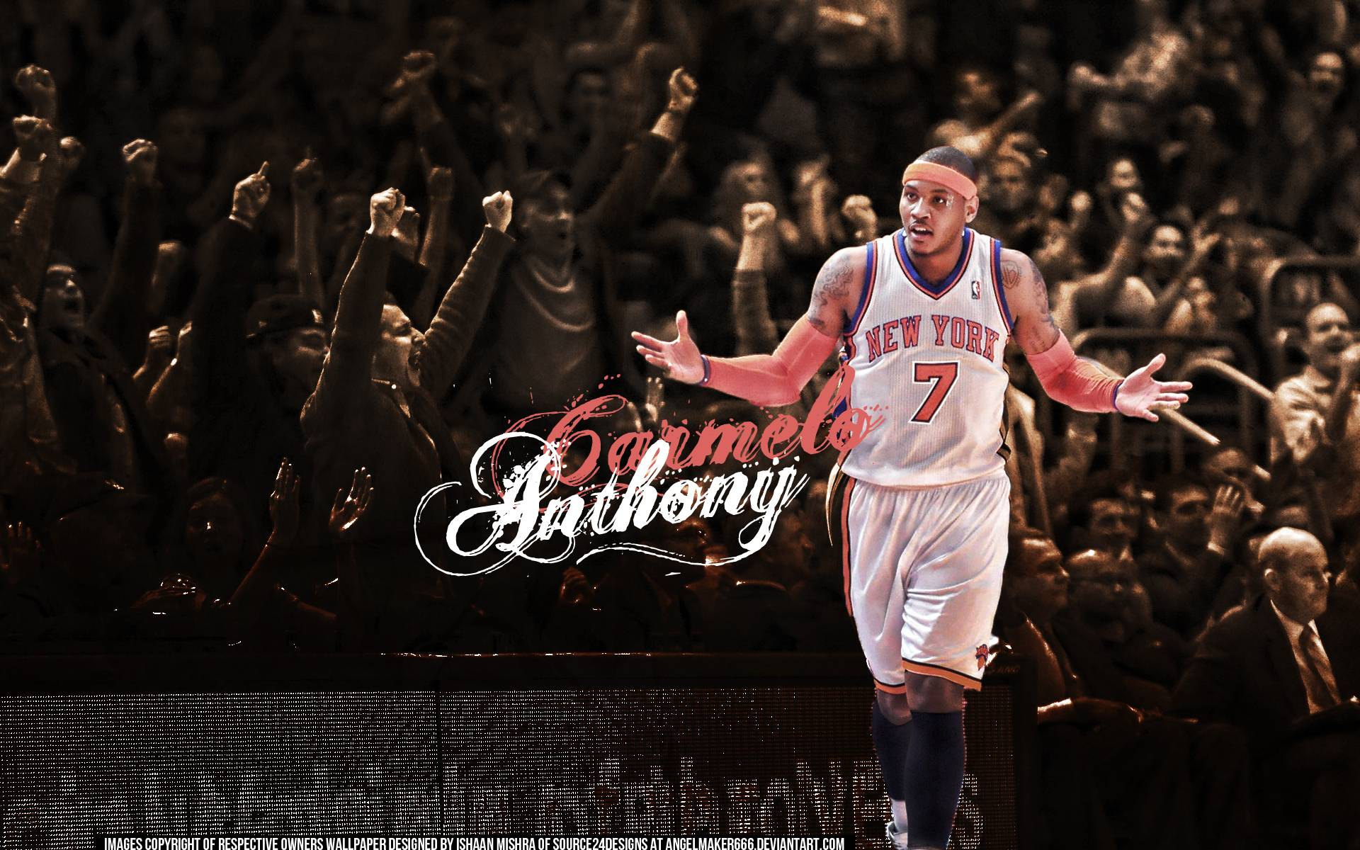 Carmelo Anthony Wallpapers 2016 HD