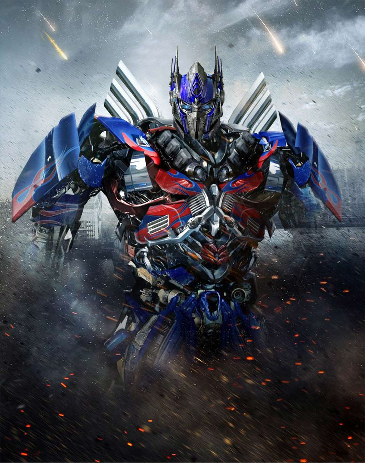 Optimus Prime 2017 Wallpapers