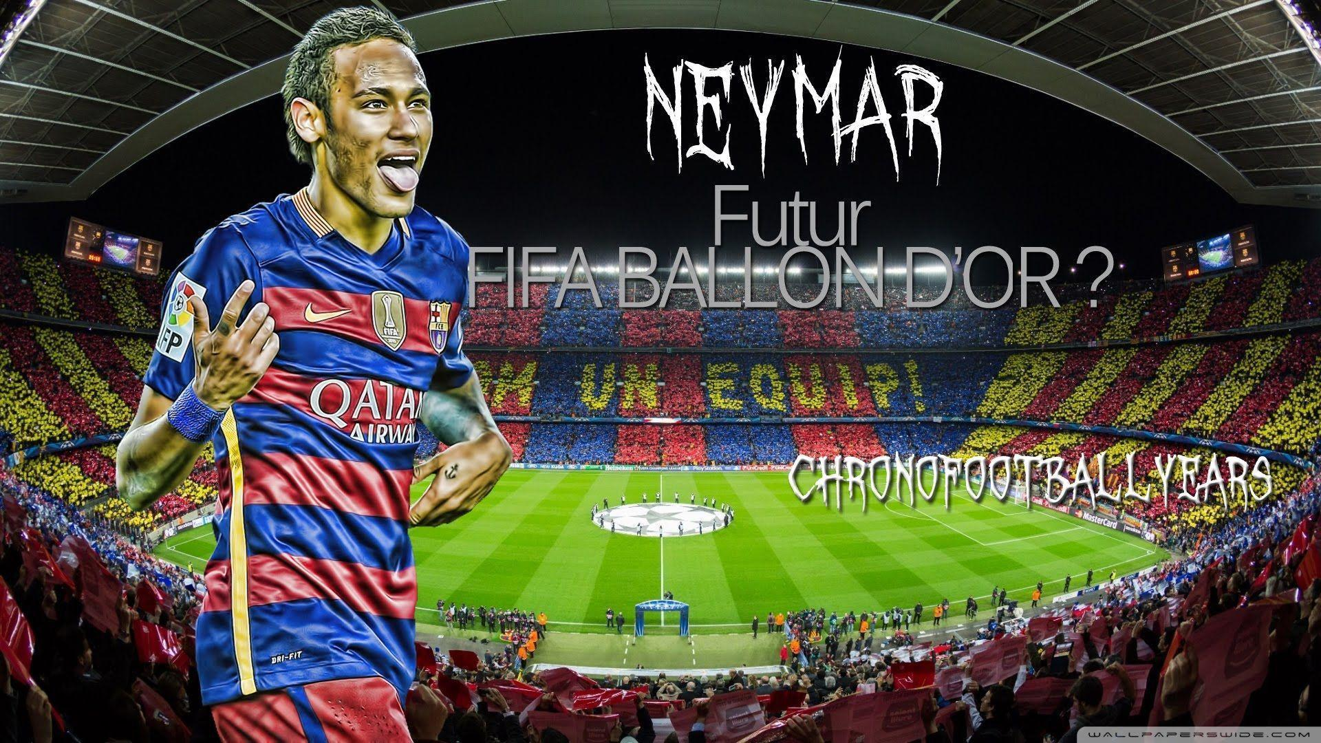 Neymar Fifa Ballon Dor  Youtube