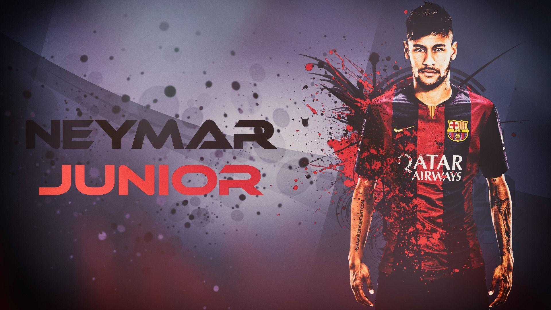 Neymar Jr Wallpaper HD