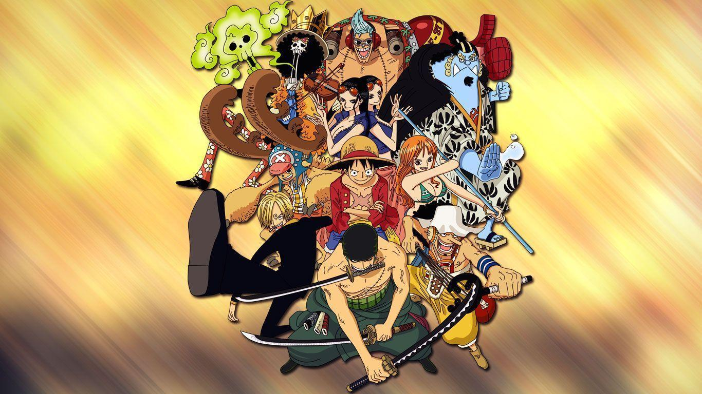 10 Incredible One Piece Wallpapers
