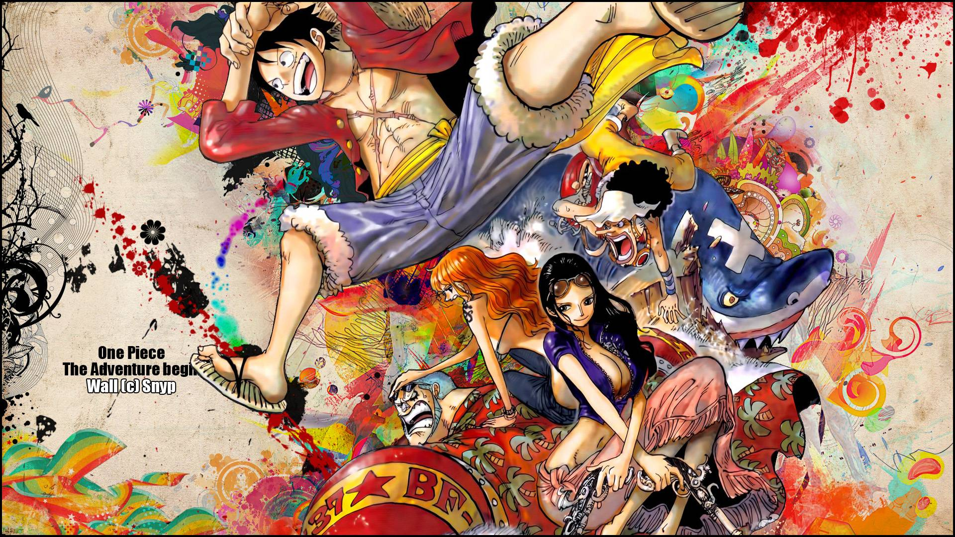 One Piece Wallpapers 2017 Wallpaper Cave