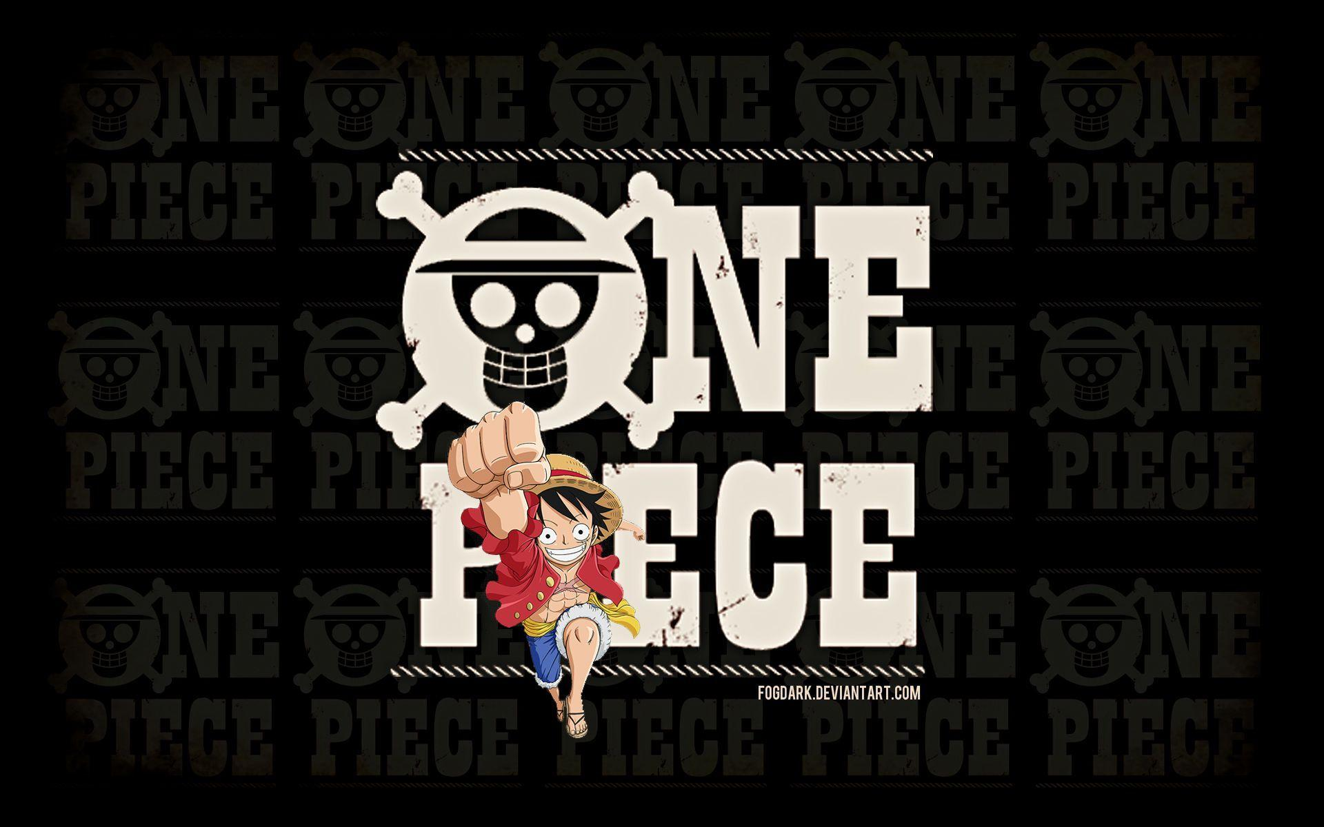 One Piece Logo Wallpapers by fogdark