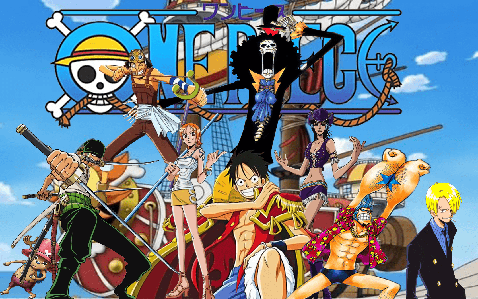 16 Quality One Piece Wallpapers, Anime & Manga