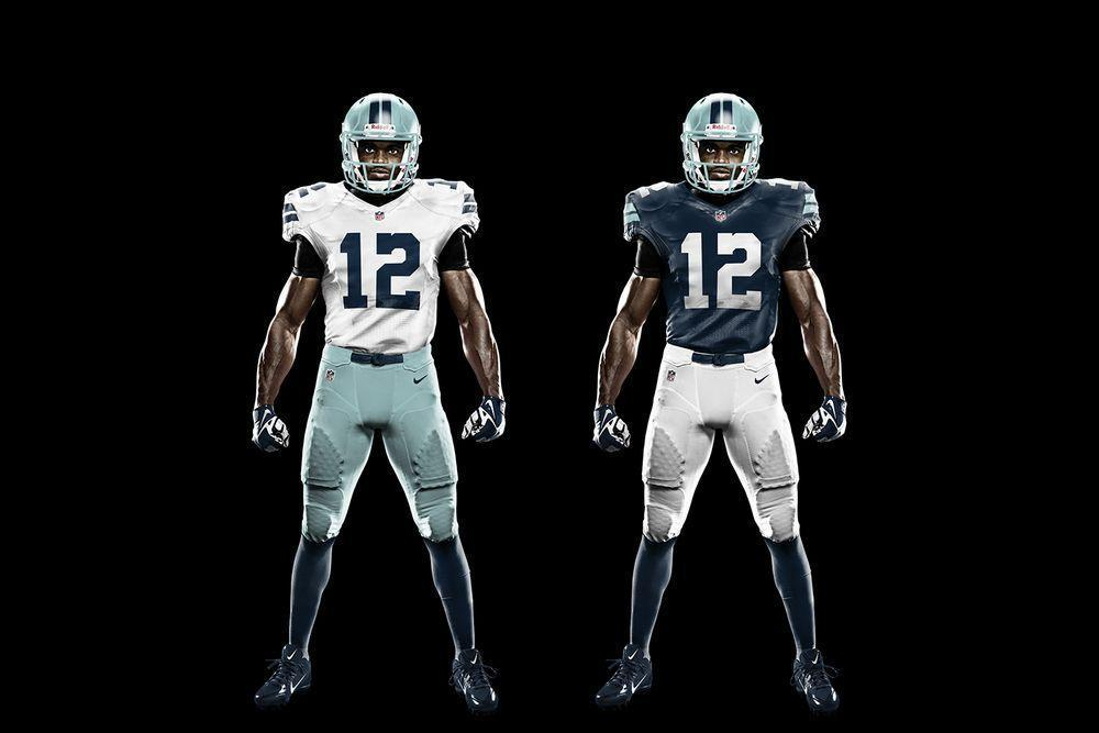 All 32 NFL Teams Redesigned Uniforms