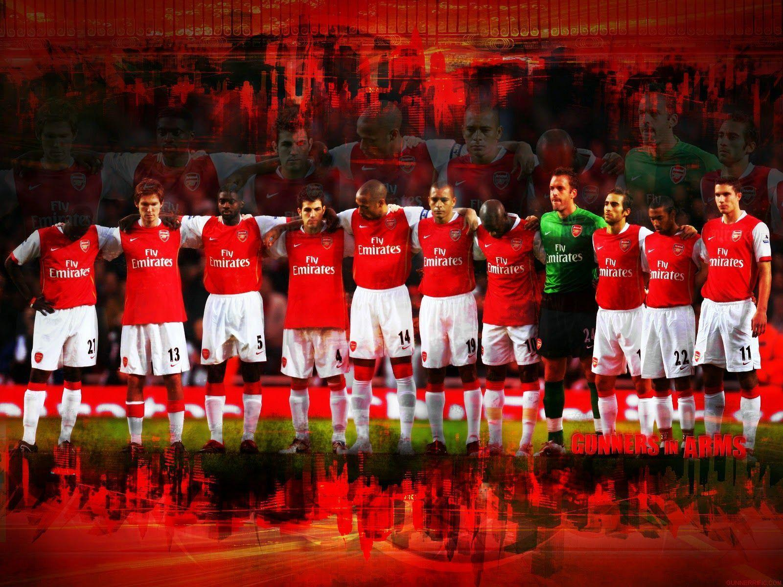 Arsenal Football Club Wallpapers