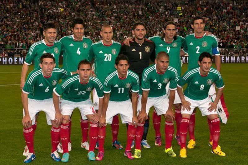 mexico soccer team wallpapers 2017 wallpaper cave
