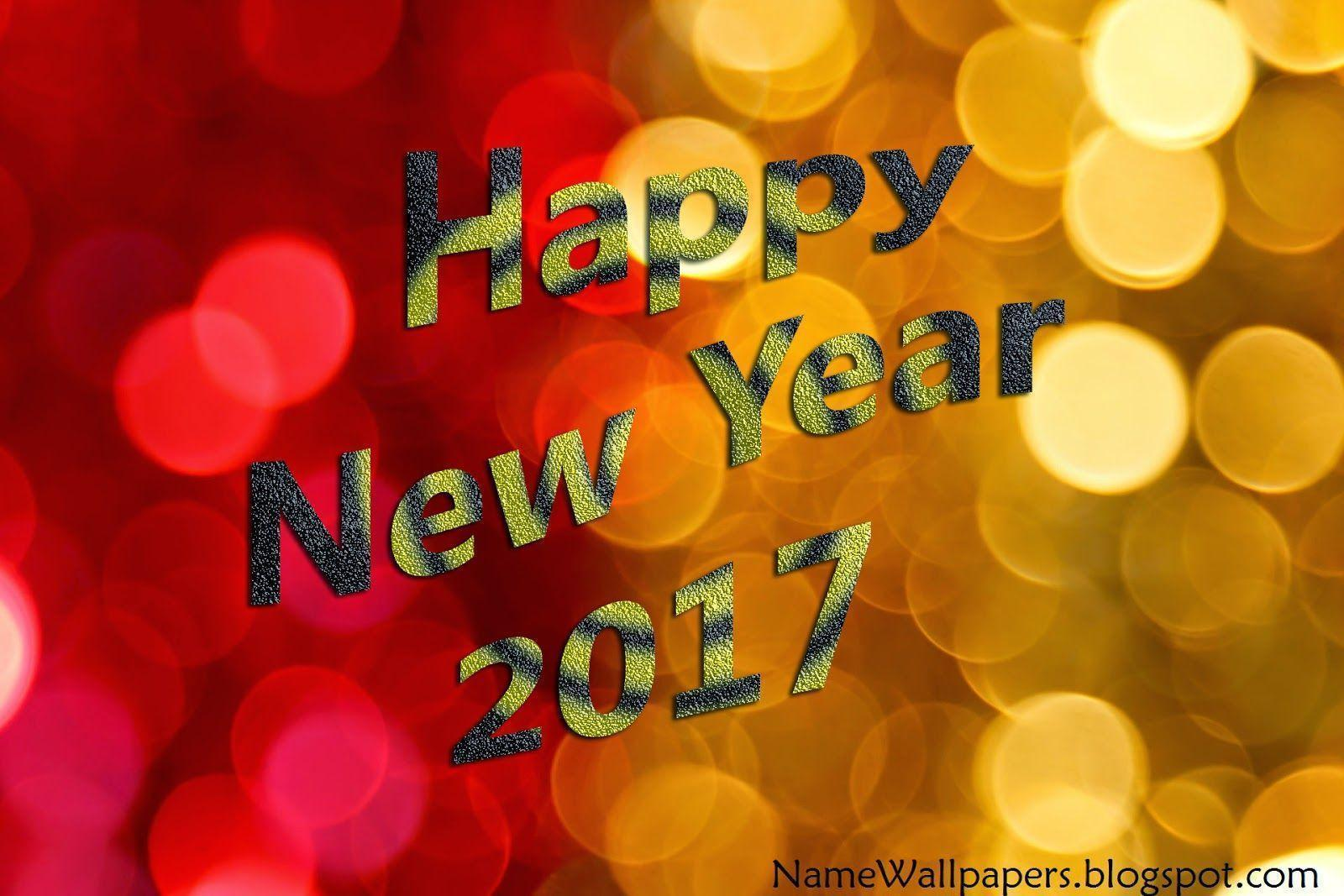 Free New Year Wallpapers 2017 Wallpaper Cave