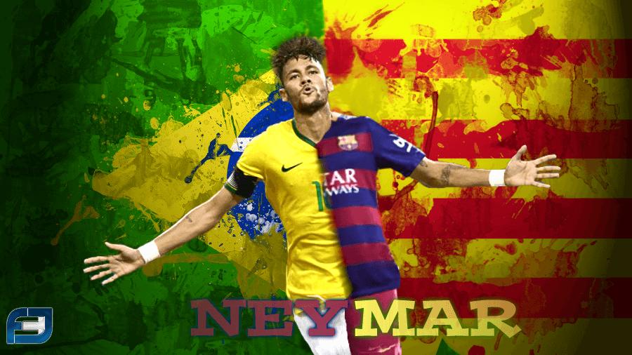 Beautiful Neymar Cool Wallpaper Free Download