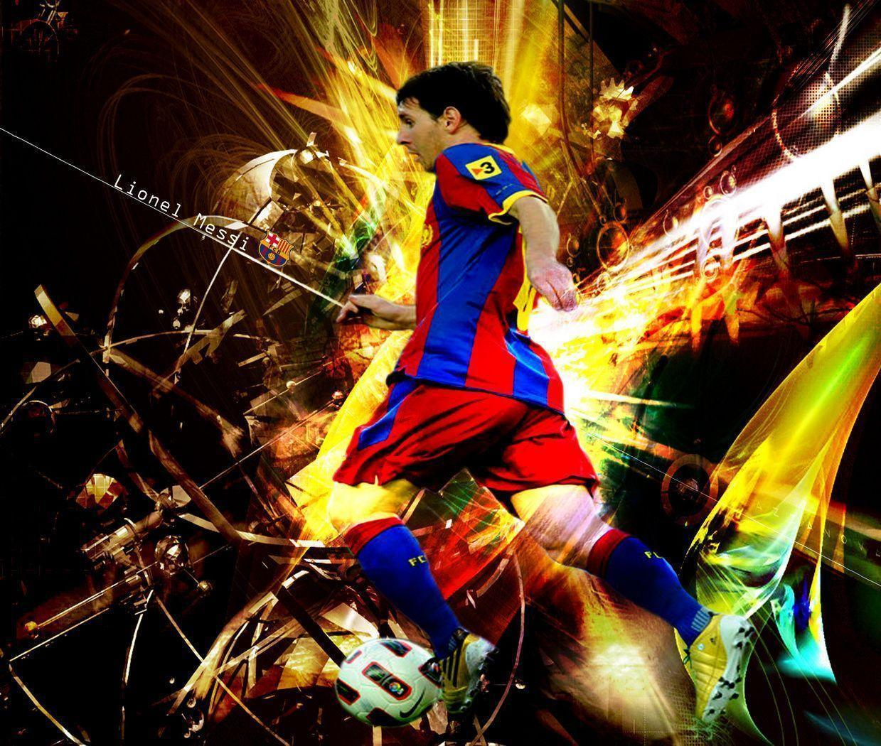 Wallpaper Of Messi: Messi Backgrounds 2017